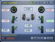 Integrated  Wheel Alignment Equipment , 4 Wheel Four Cameras 3d Wheel Aligner